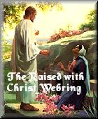 The Raised with Christ Webring Logo