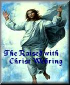The Alternate Raised with Christ Webring Logo